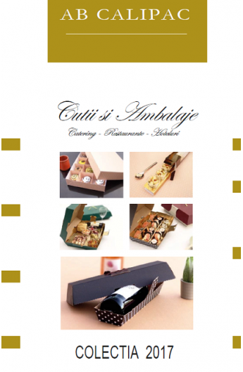 Catalog catering 2017